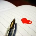 Heart on Journal
