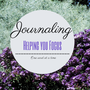 Journaling for Focus