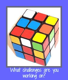 What challenges are you working on?