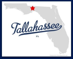 Tallahassee on the Map